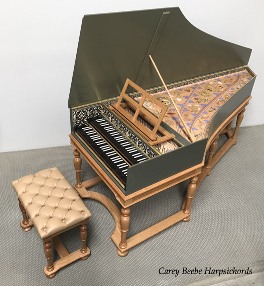 Ruckers Double Harpsichord for private owner, Dubai 99K jpeg