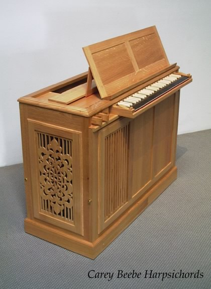 Klop Continuo Organ for hire 50K jpeg