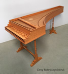 Small Italian Harpsichord 8K jpeg