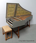Flemish Double Harpsichord 8K jpeg