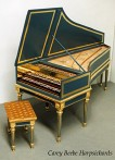 French Double Harpsichord 8K jpeg