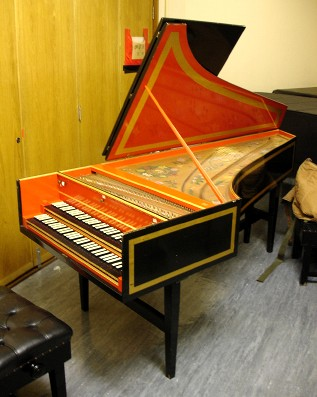 1966 Dowd French Double Harpsichord 38K jpeg
